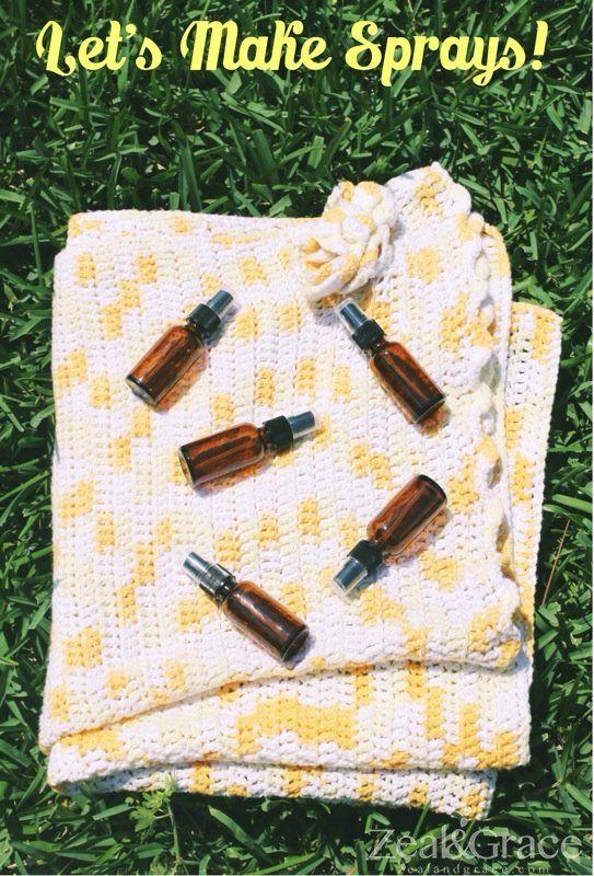 how to make orange oil spray