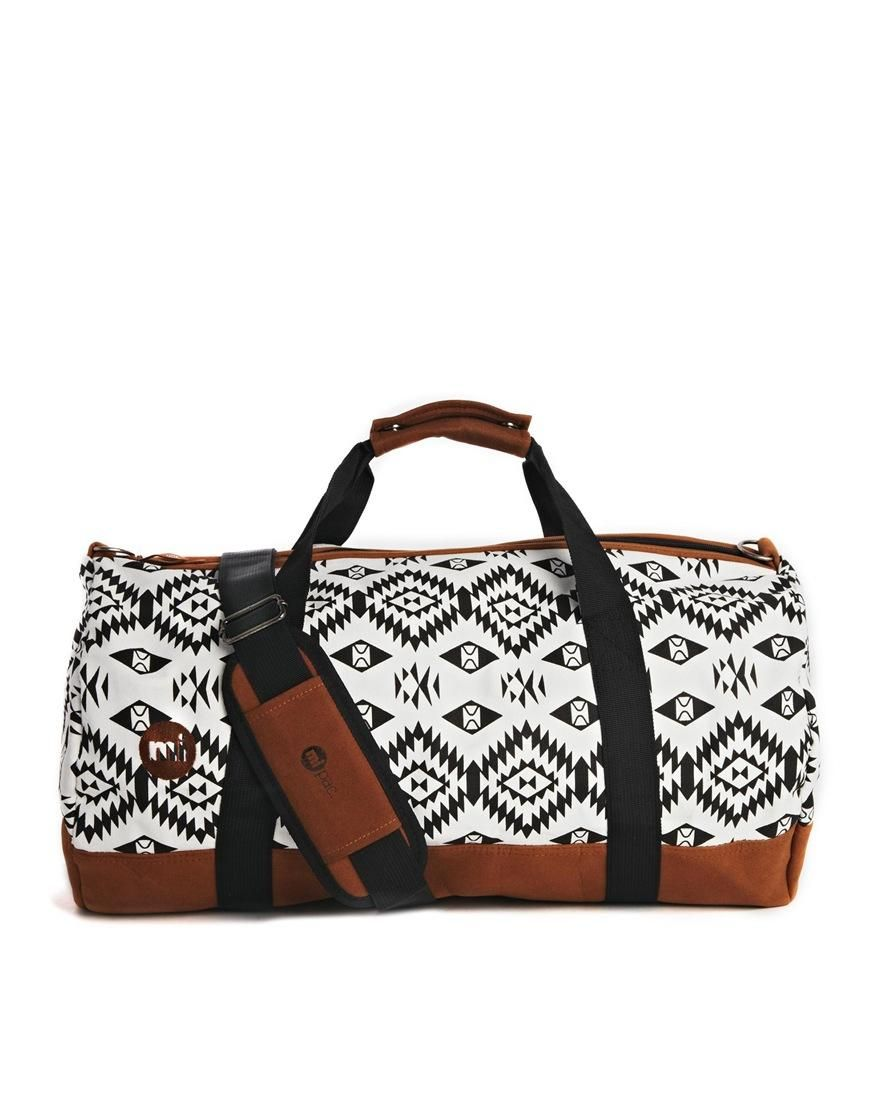 Asos Aztec Duffle Bag Must Have This Style Bags