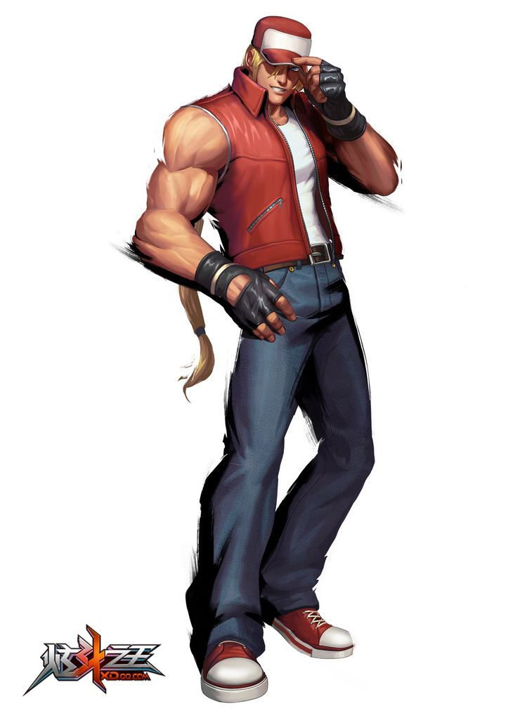 Terry bogard kof 2002 pesquisa google the king of fighter pinterest gaming video games - King of fighters characters pictures ...