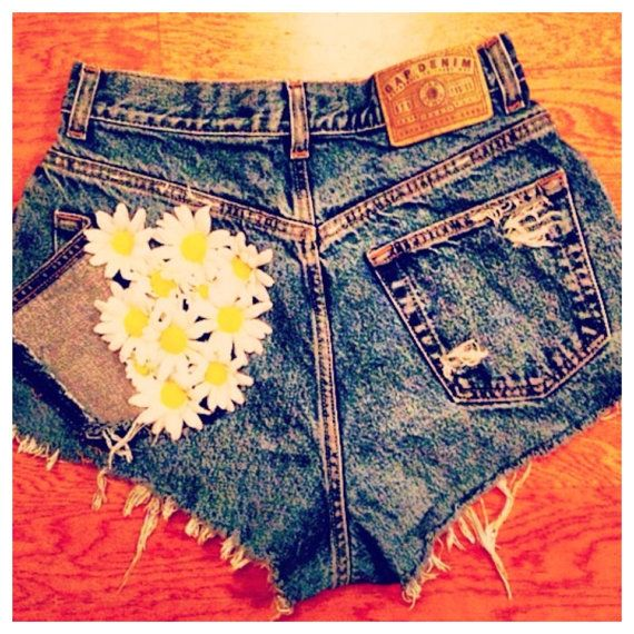 Daisy+Dukes+by+DistressedWithLove+on+Etsy,+$50.00 This made me laugh.... literally daisy dukes