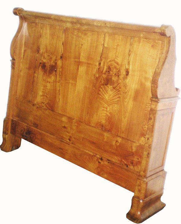 Restauraci n de cabecero de olmo cursos madrid reciclaje restauracion dorado barnizado - Cursos restauracion muebles madrid ...