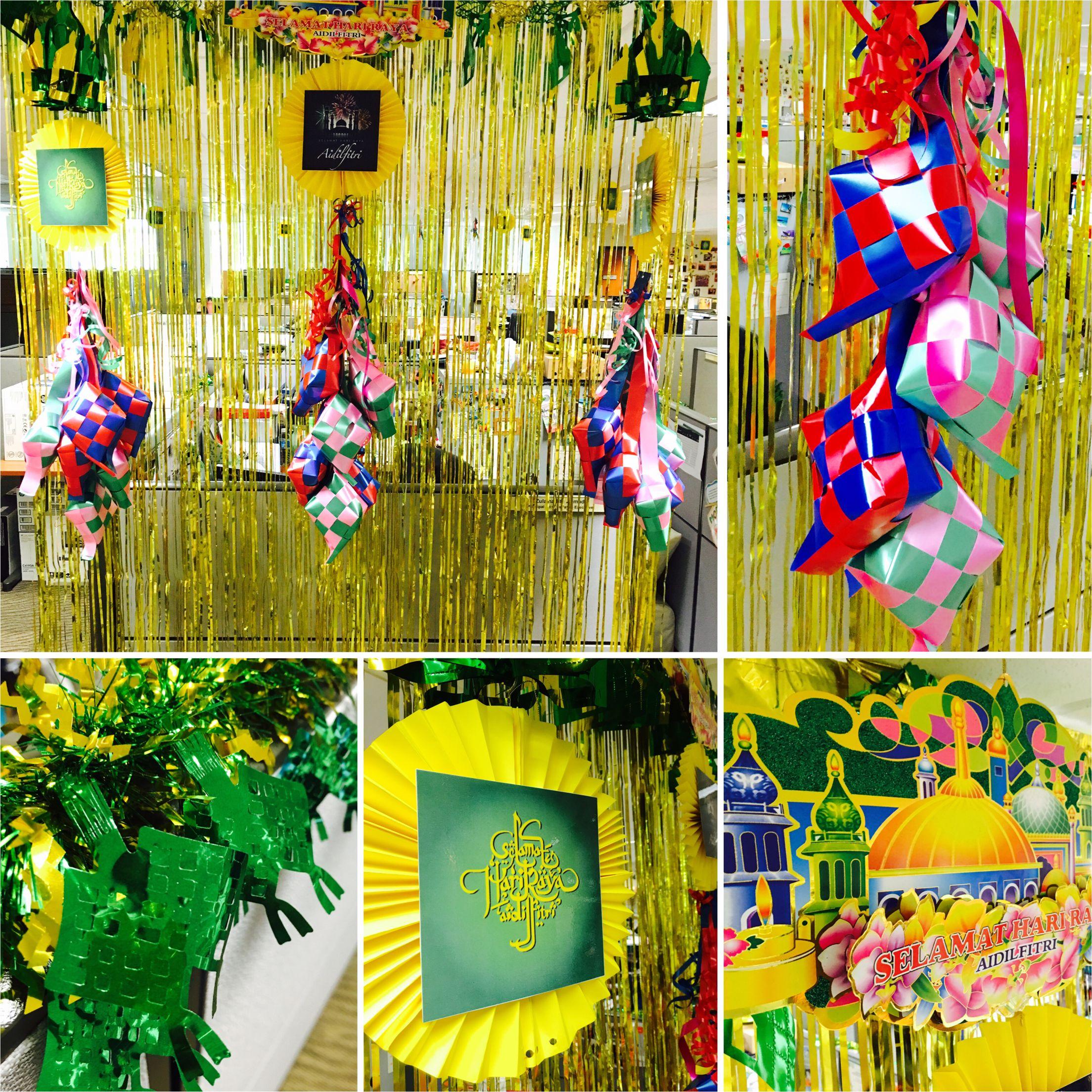 Hari Raya Decoration Diy