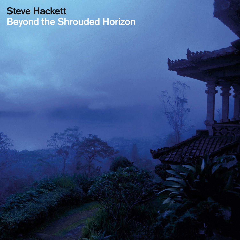 Steve Hackett Beyond The Shrouded Horizon 2011 Cover