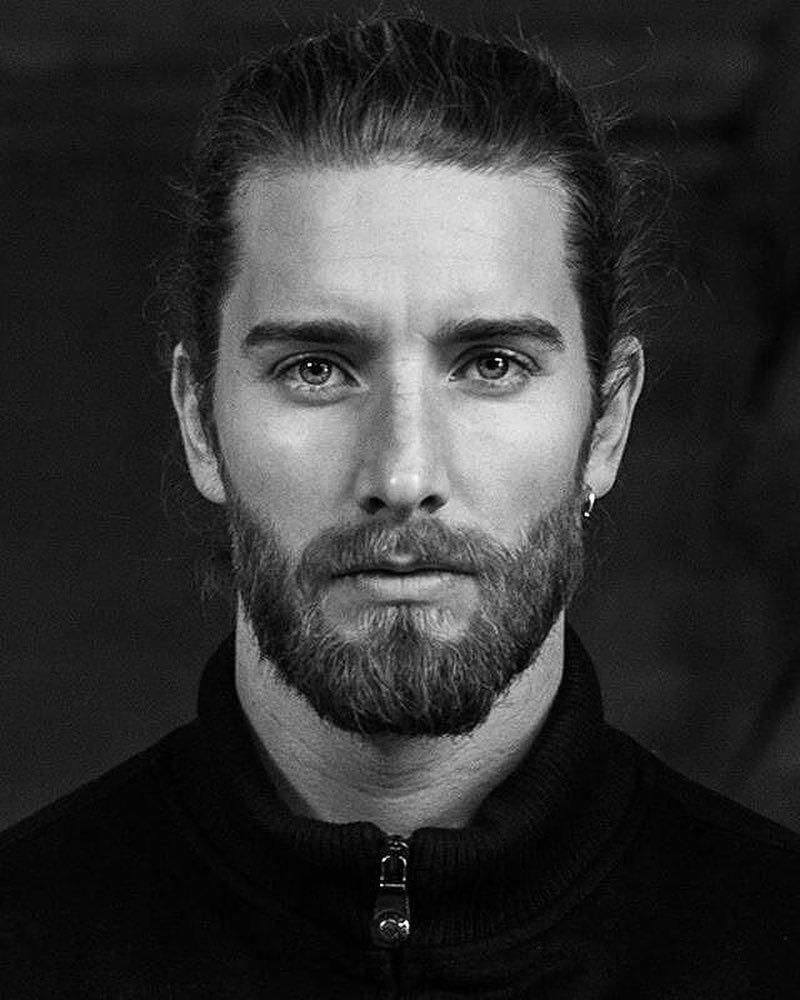 Popular Haircuts For Short Hair Men   Beard styles, Mens hairstyles short, Beard styles short