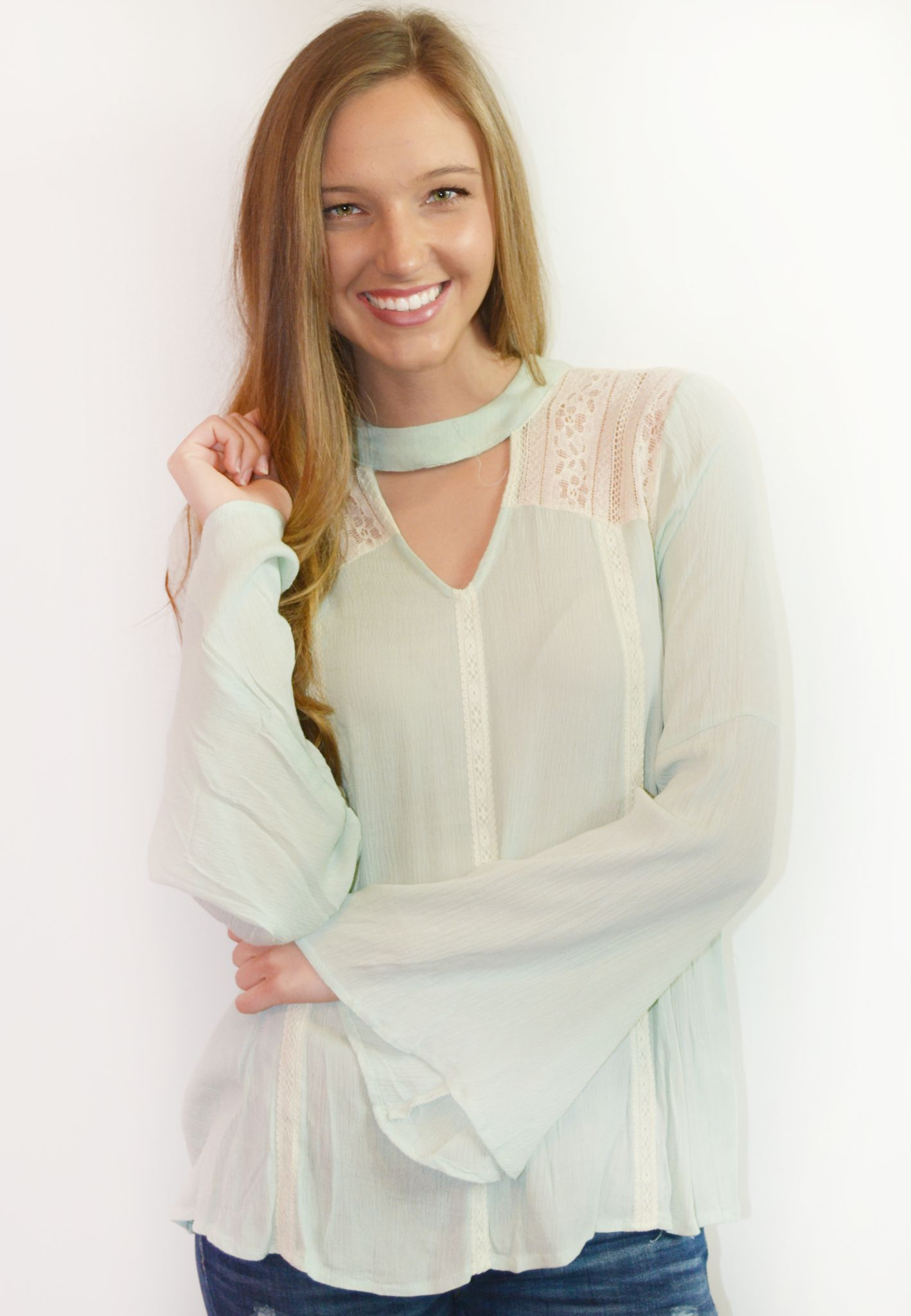 Like a lady top mint products pinterest ladies tops and products