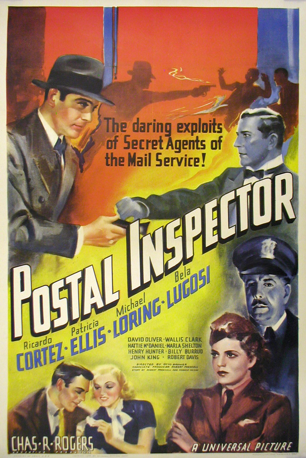 Watch Postal Inspector Full-Movie Streaming