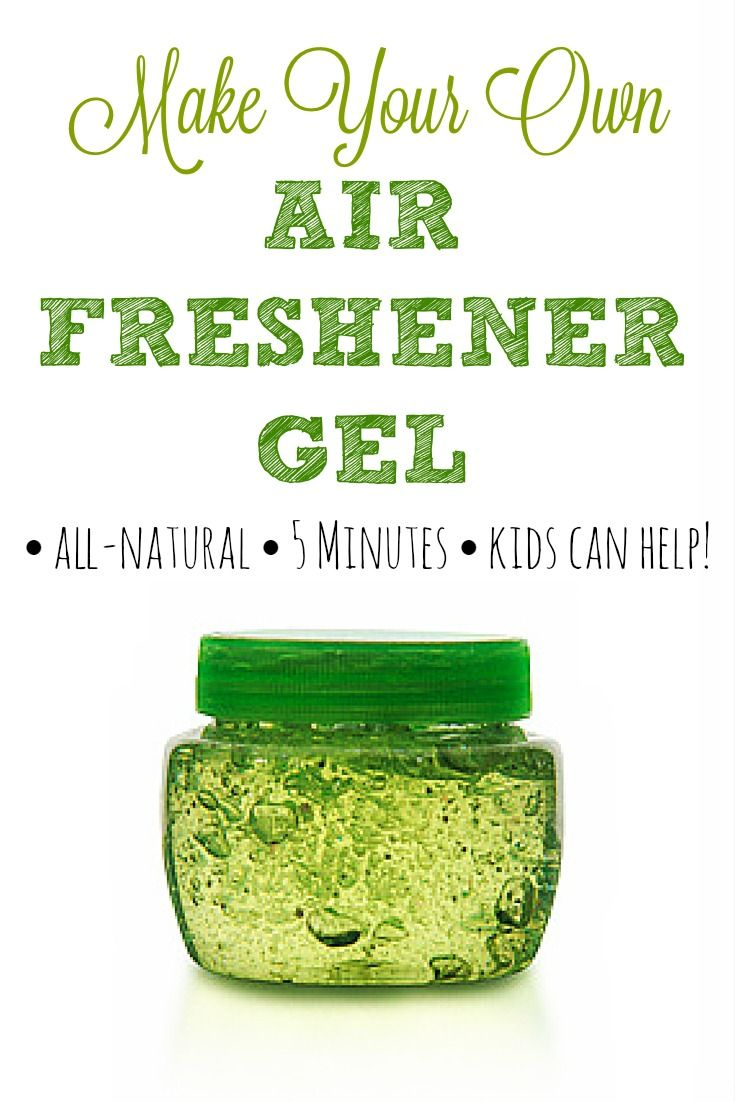 Homemade Air Freshener Gel  You Can Make A Dozen Jars Of This In Impressive Bathroom Fresheners Review