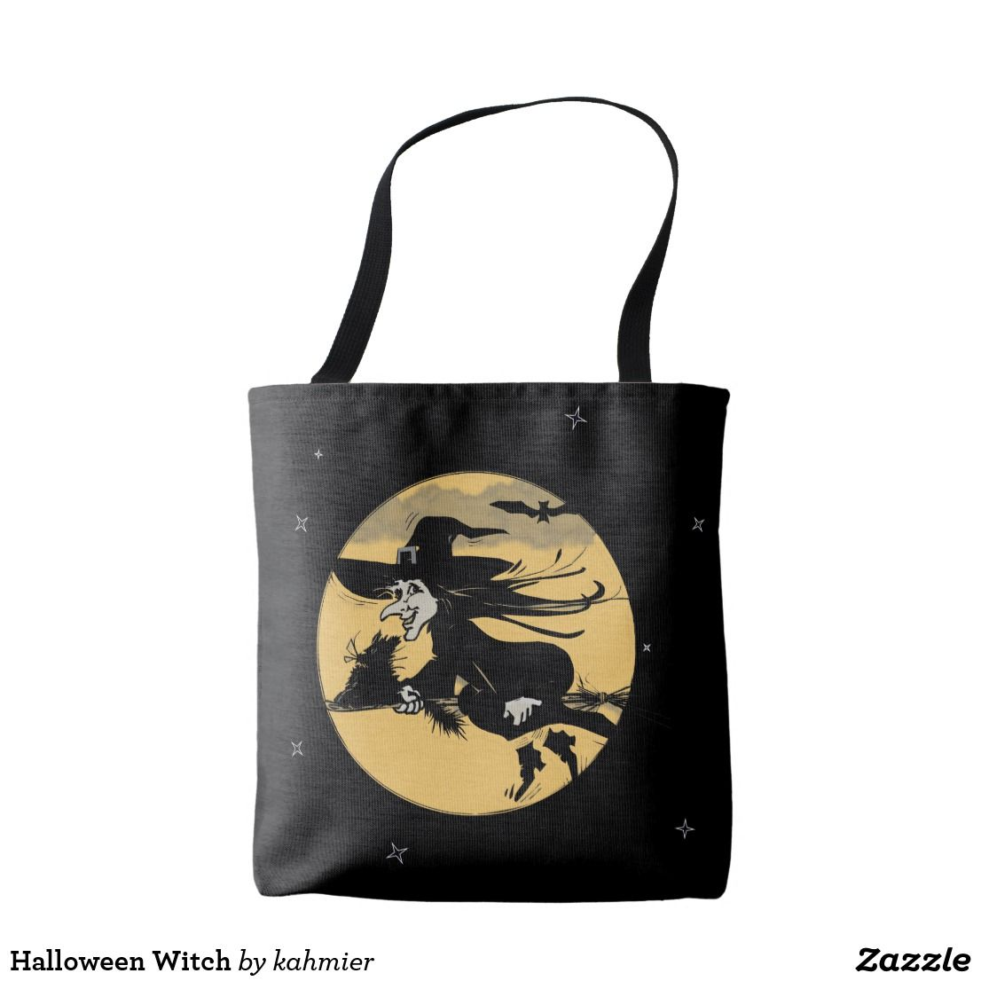 Halloween witch tote bag 50 off leatherwooddesign tote