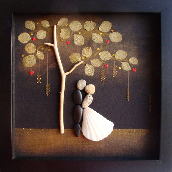 Wedding Art Gifts: Unique Wedding Gift-Unique Engagement Gift-Personalized