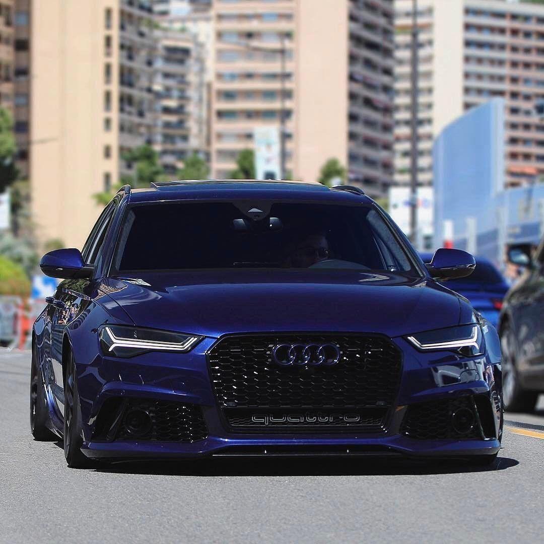 Cars (@black_list) On Instagram: RS6