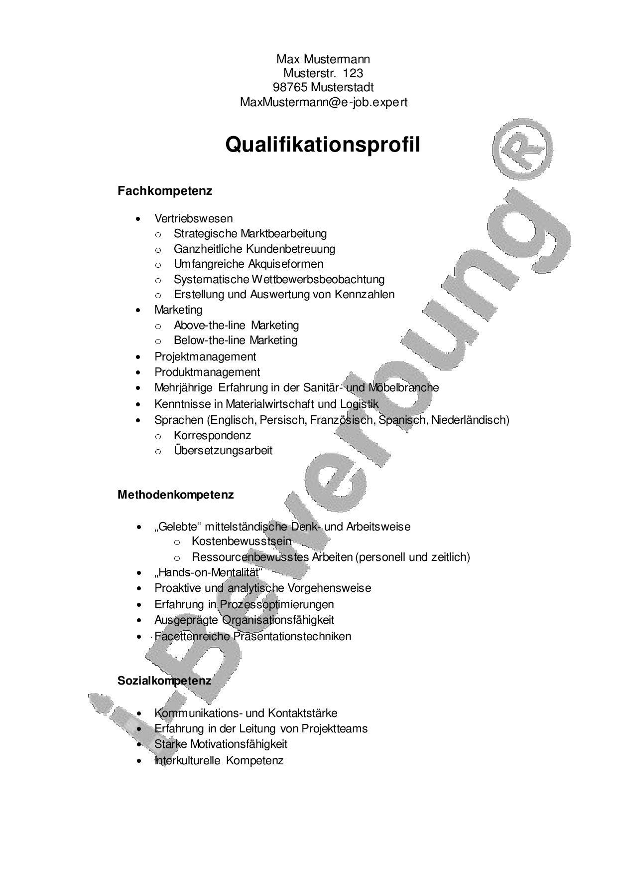 Schön Lebenslauf Vorlage Mehrere Berufsbezeichnungen Galerie - Entry ...
