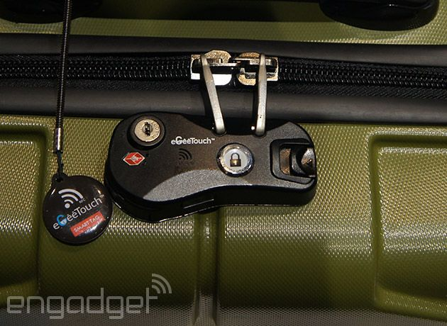 The key to unlocking this smart luggage lock is NFC http://www.engadget.com/2015/01/05/the-key-to-unlocking-this-smart-luggage-lock-is-nfc/