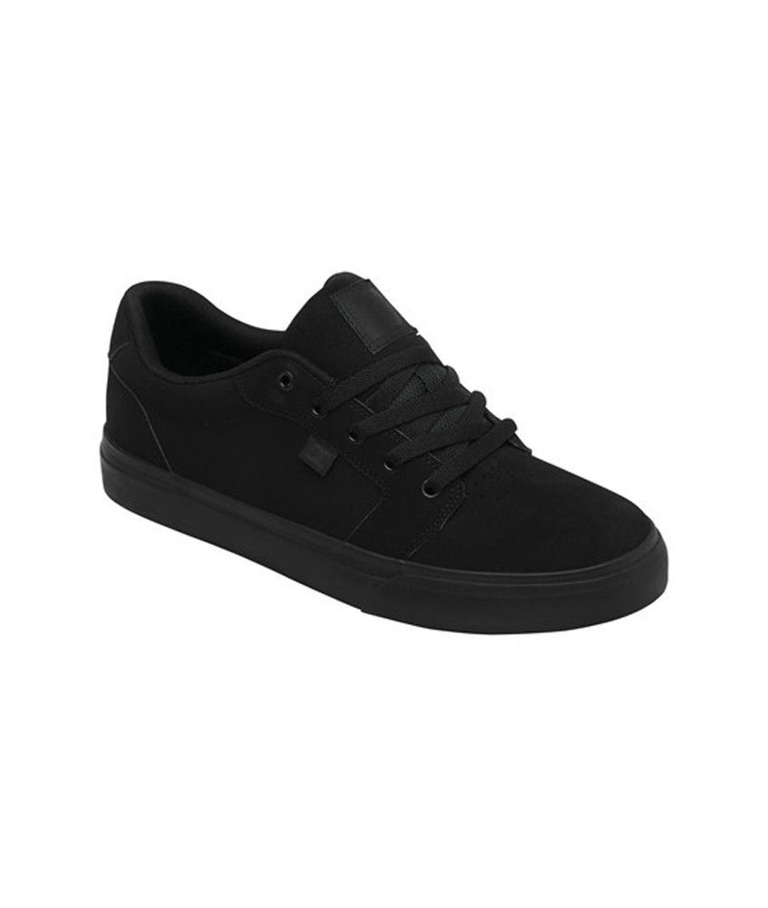 f9ee1ea9a Anvil Lace Up Sneakers - Black