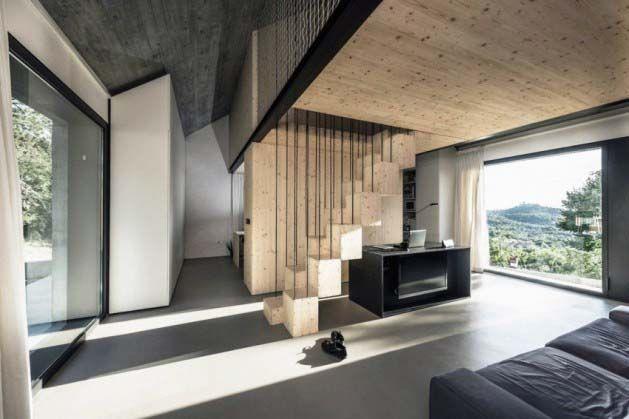 Minimalist Small House Interior Design