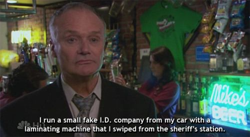 Creed The Office Quotes Google Search Makes Me Laugh Custom Creed Quotes