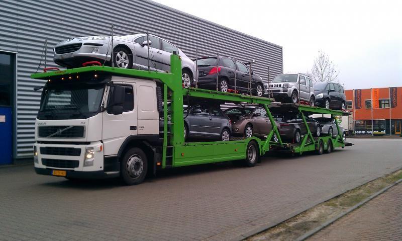 Vidresta, UAB | auto-loads | Transport companies, Vehicles