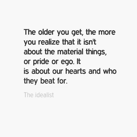 The More You Realize Greed Quotes Material Things Quotes The