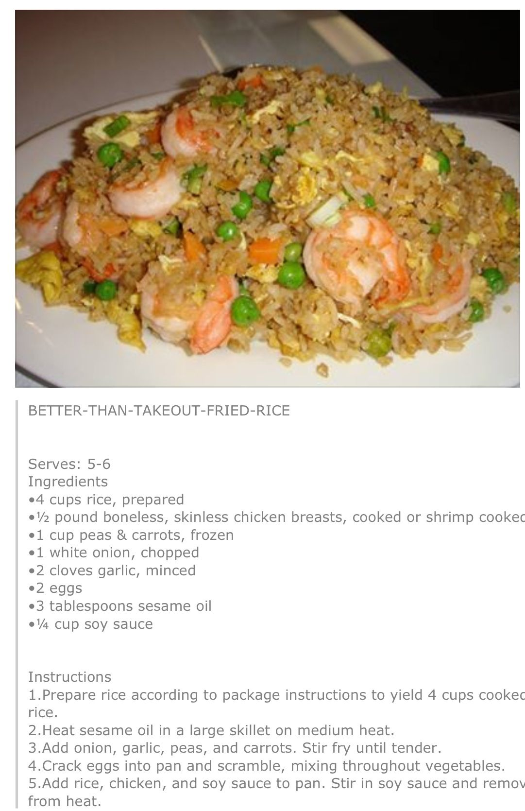 Fried ricem everything summer everything summer pinterest fried ricem ccuart Choice Image