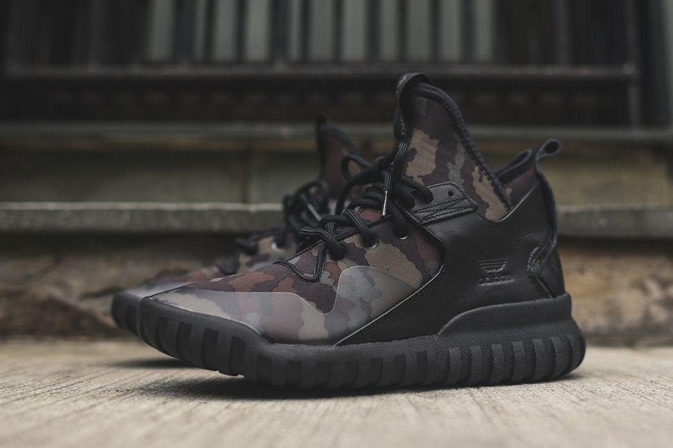 """adidas Originals Tubular X """"Camo"""" - EU Kicks: Sneaker Magazine"""