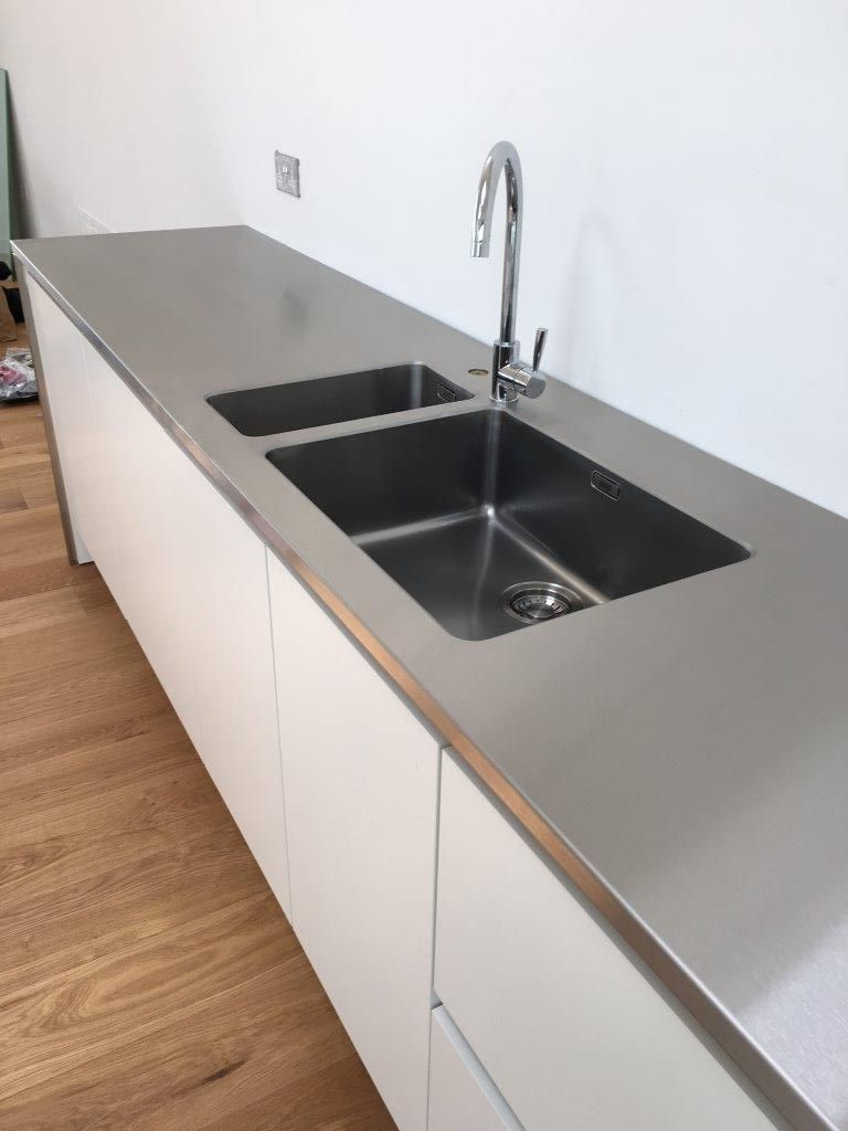 Stainless Steel Worktop Kitchen Worktop Stainless Steel Kitchen
