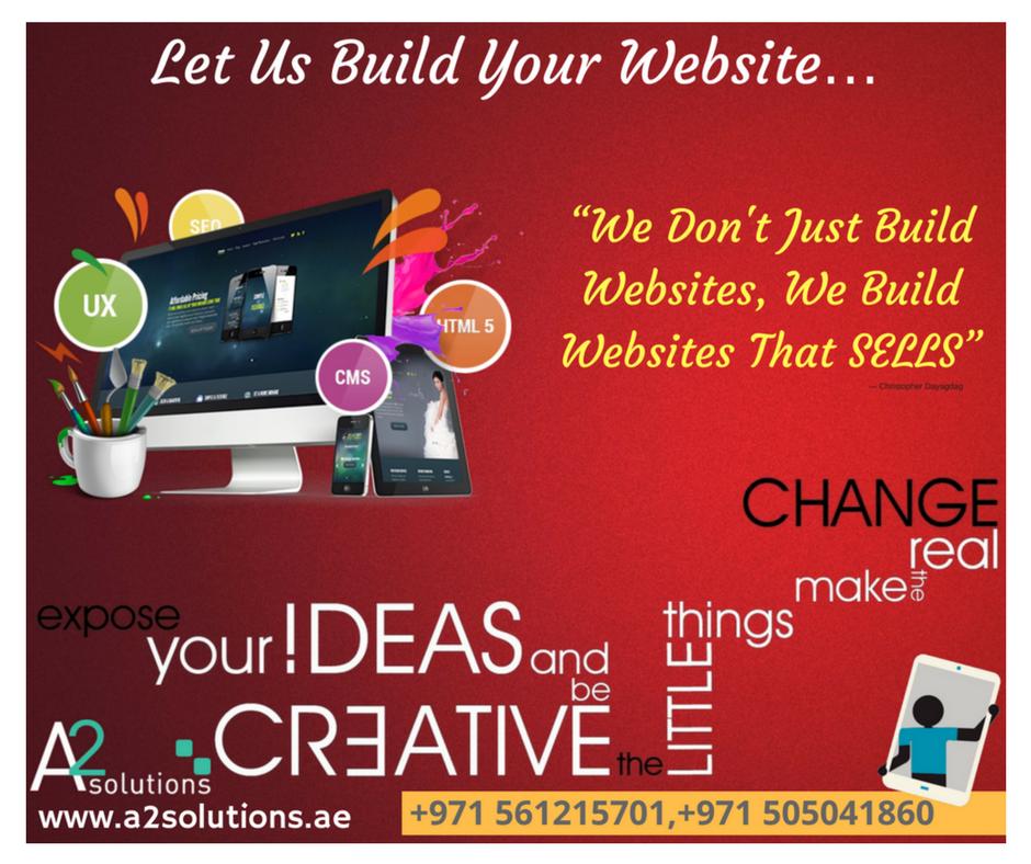 Web Design Company Abu Dhabi | Web Design & Development Company