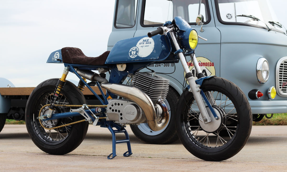 Kraftrad Noeda MZ ETZ 250 | Return of the Cafe Racers