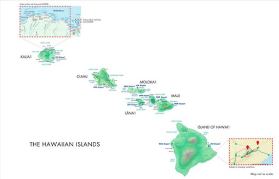 The Hawaiian Islands Are Still Open For Accommodations Read More About The Current State Of The Island Meanwhiletheres Hawaii Travel Hawaii Hawaiian Islands