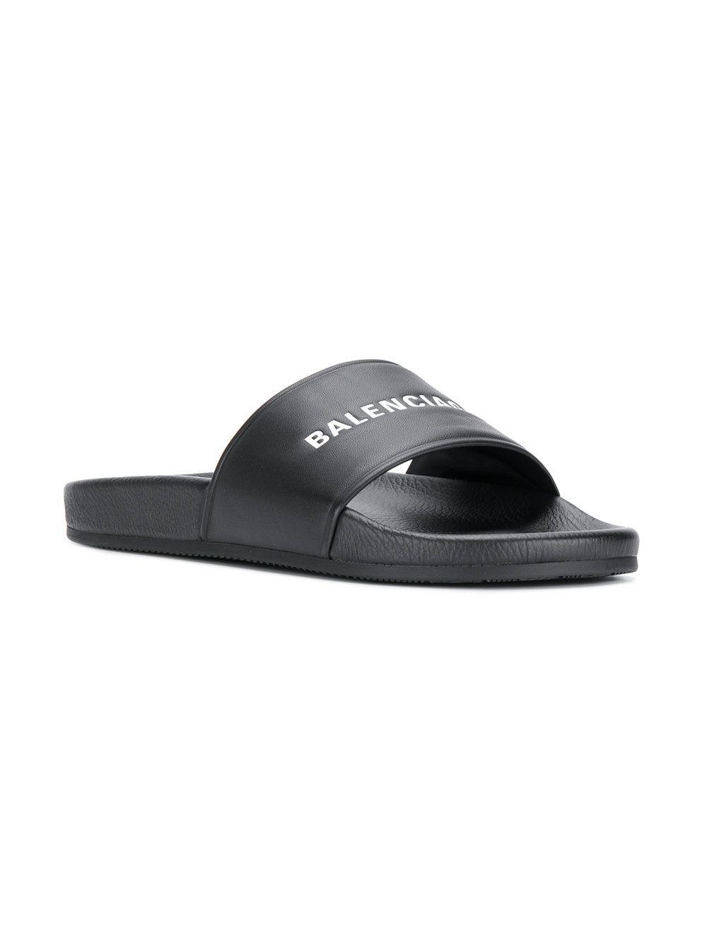 comprar nuevo a un precio razonable la mejor calidad para Balenciaga chanclas Piscine   Shoes en 2019   Chanclas ...
