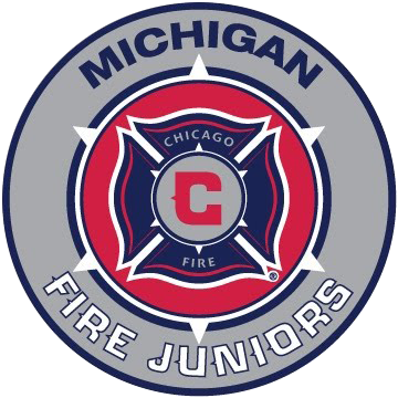 Chicago Fire Juniors Youth Soccer Chicago Fire Chicago Sports Teams Soccer Logo