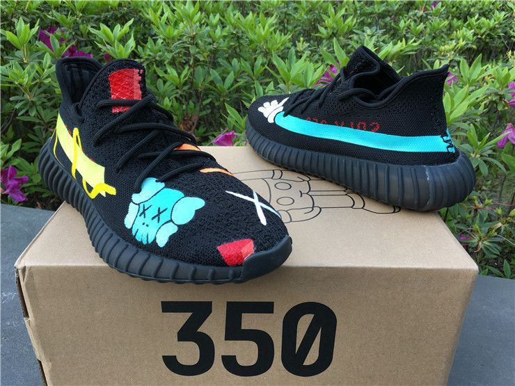 KAWS x Adidas Yeezy Boost V2 350 Look my BIO link to get the real hot shoes    lower price easily. website  www.findsneaker.net (link in my bio) DM    Contact ... 423ca28a4