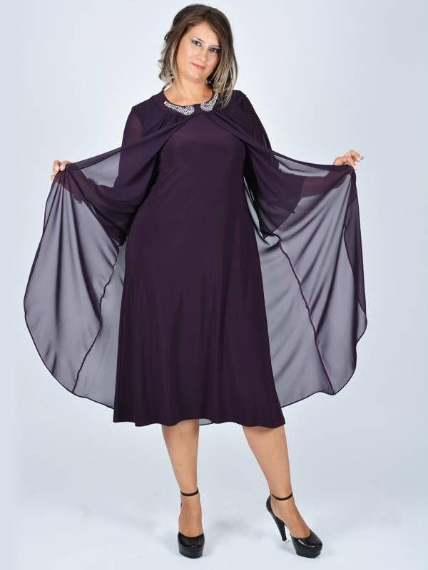 Buyuk Beden Bayan Giyim Alisveris Elbise Kadin Kiyafetleri The Dress