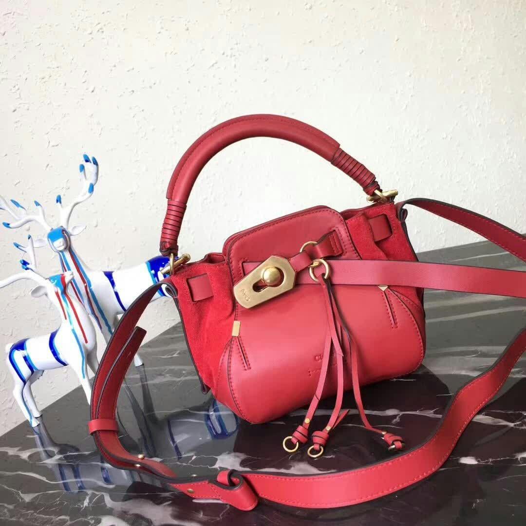 124972,Chloe Bag,Size 23x21x12 cm