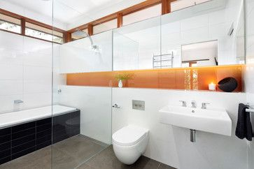 Explore Modern Master Bathroom Open And More