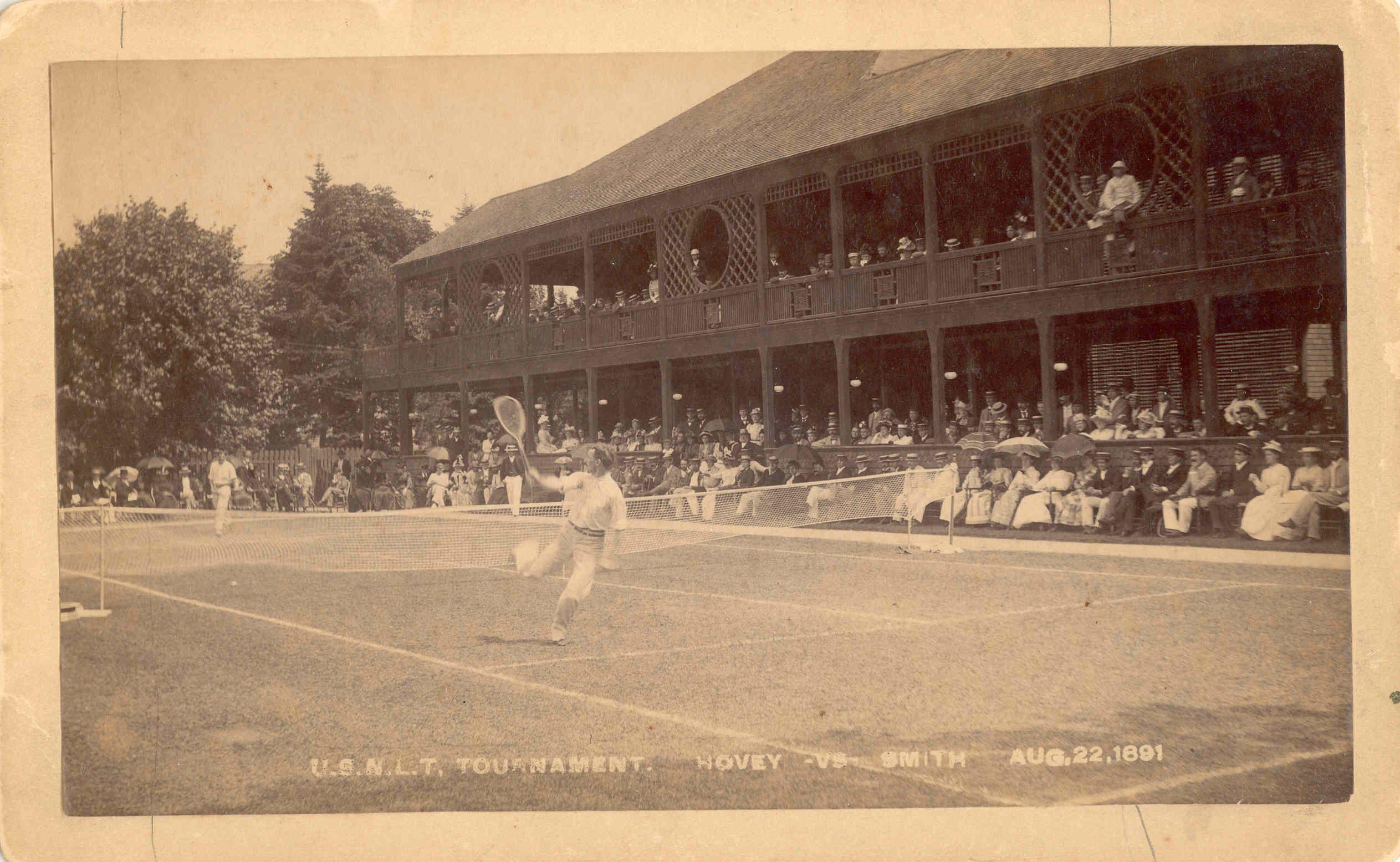 History Of Tennis In Newport International Tennis Hall Of Fame Rhode Island History Newport Tennis