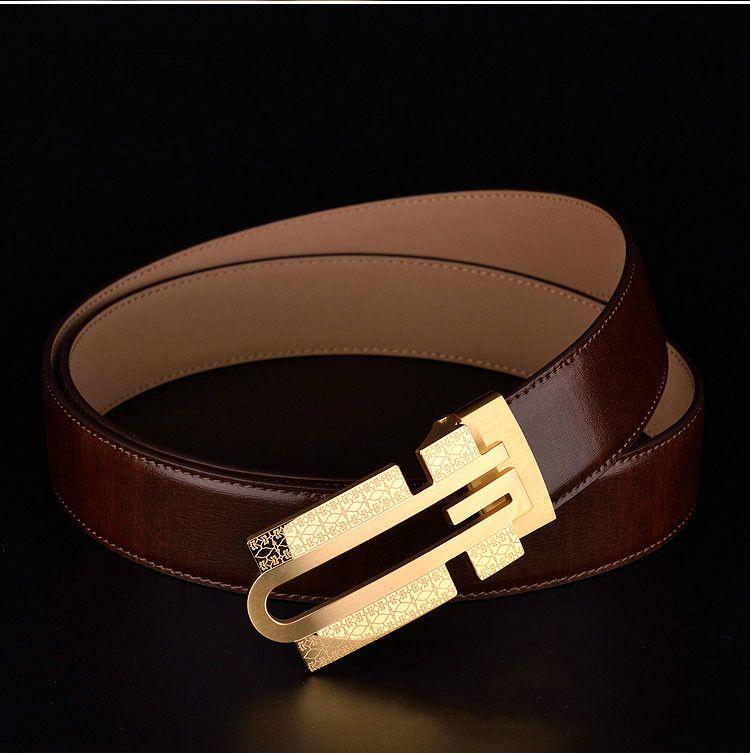 Cinturon hombre hombre de La Correa Correas de Los Hombres de Cuero Para  Hombre de la c029c90d16cb