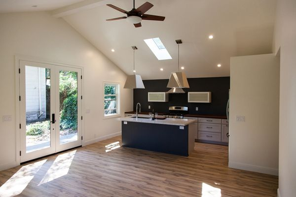 Posts About Vaulted Ceiling On To The Studs Courtyard House Plans House Rental Vaulted Ceiling