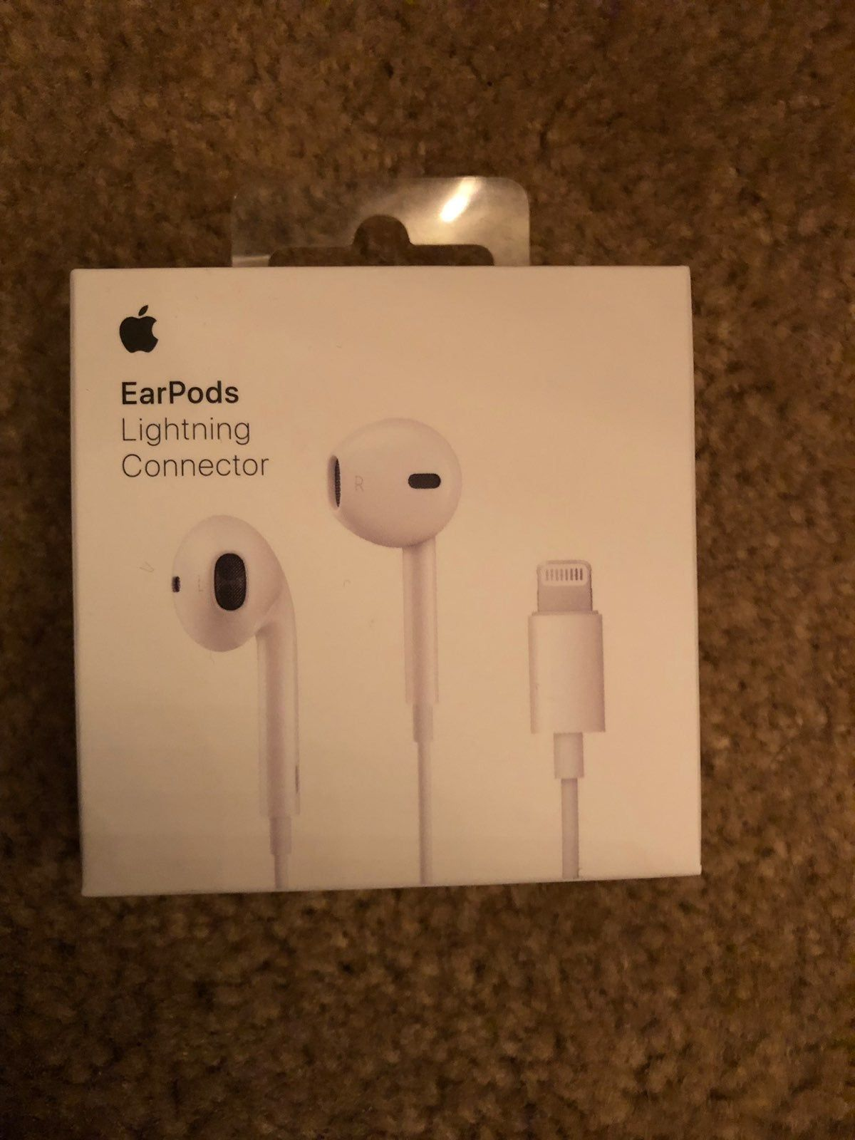 new never user apple headphone for iphone 7 & newer