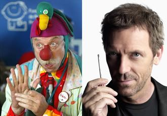 "¿Dr. House o ""Patch"" Adams 