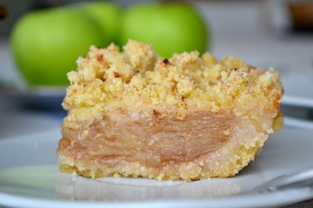 Crocante de Manzanas sin Gluten