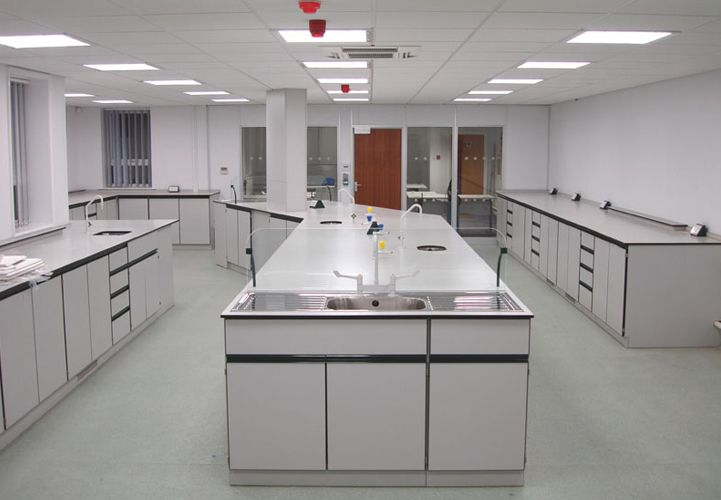 Microbiology lab furniture for engineering graduates and