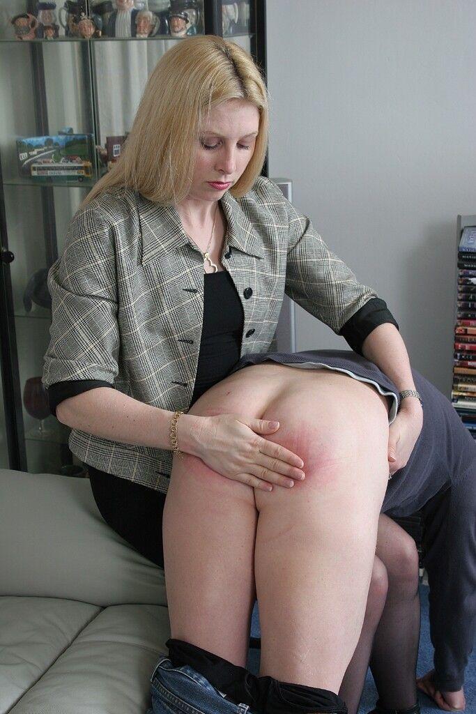 British women who spank