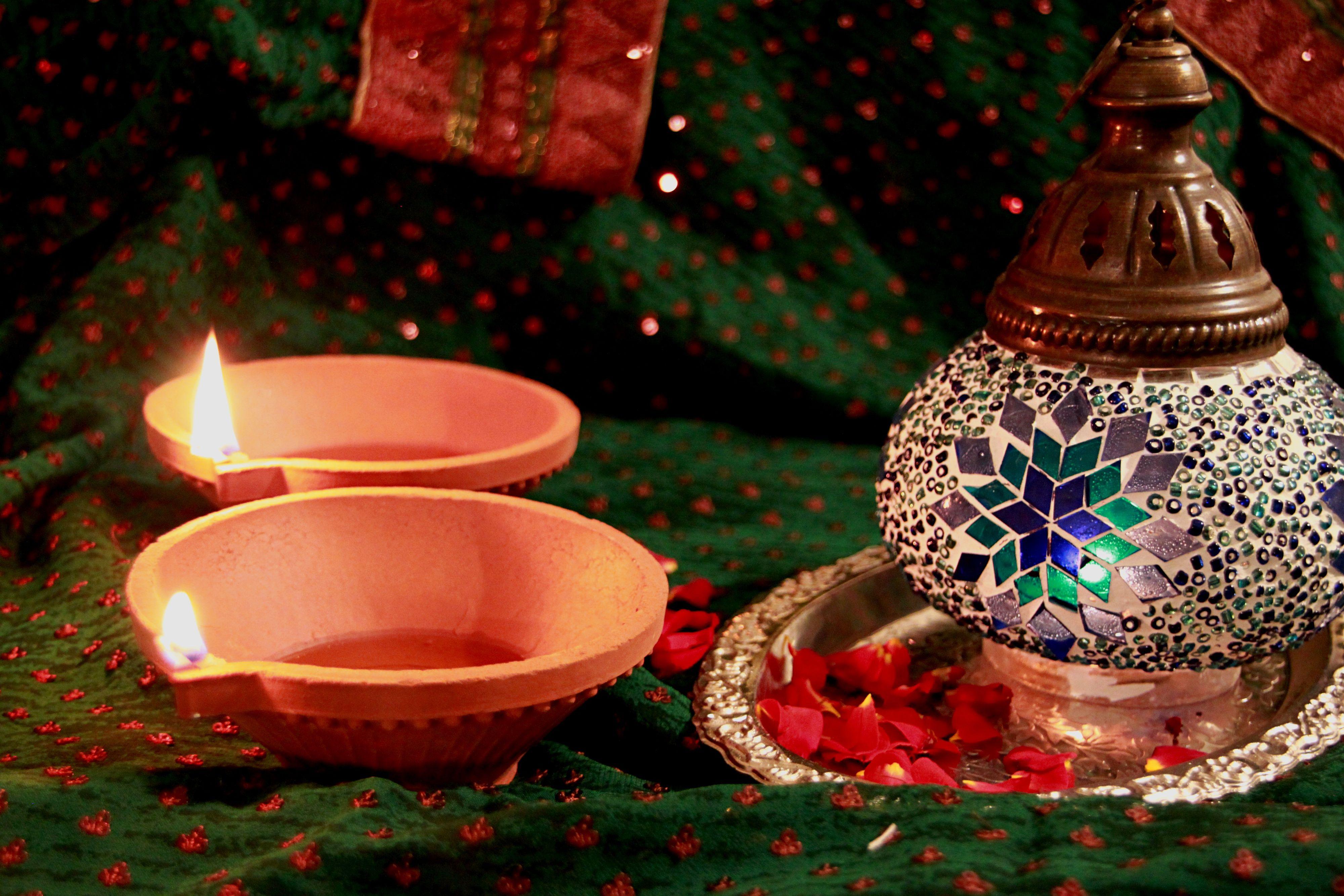 8 Simple Gorgeous Diwali Decor Ideas