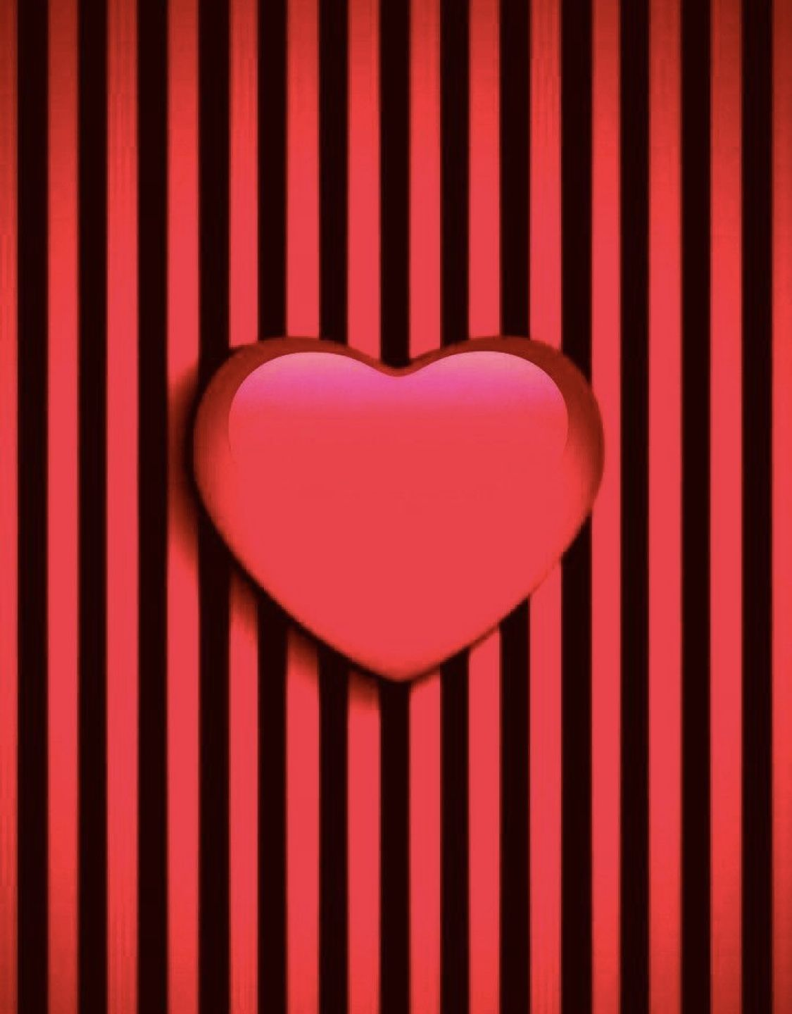 Red Black Heart Heart Iphone Wallpaper Heart Wallpaper Valentines Wallpaper