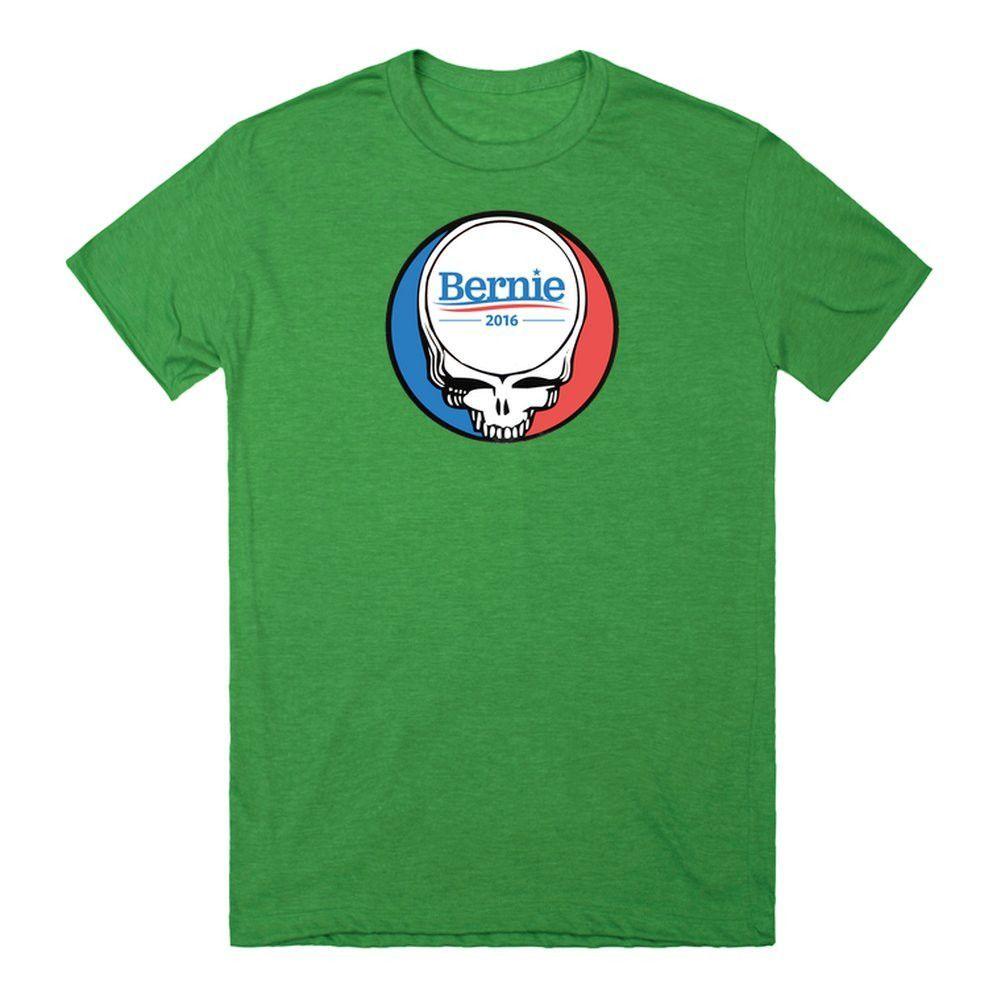 Bernie Sanders Steal Your Face Shirt - Bernie Sanders Deadhead Shirt