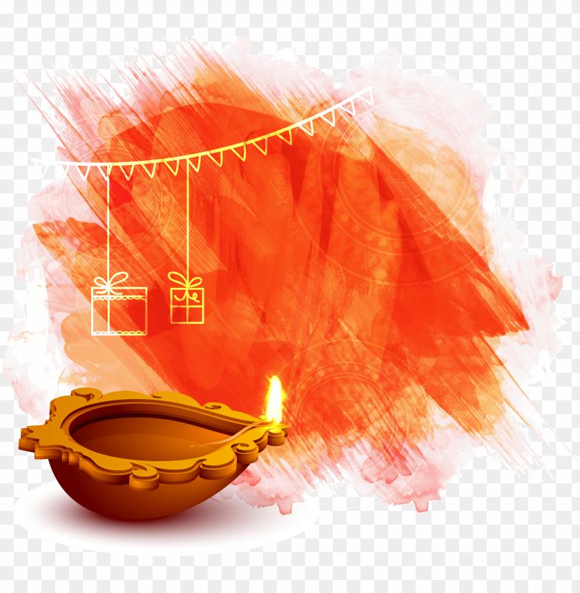 Diwali Diya Wish Illustration Diwali Png Background Png Image With Transparent Background Png Free Png Images Diwali Png Images Diwali Images