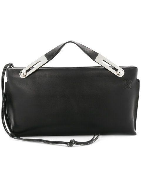 LOEWE small Missy bag. #loewe #bags #hand bags #suede #lining #