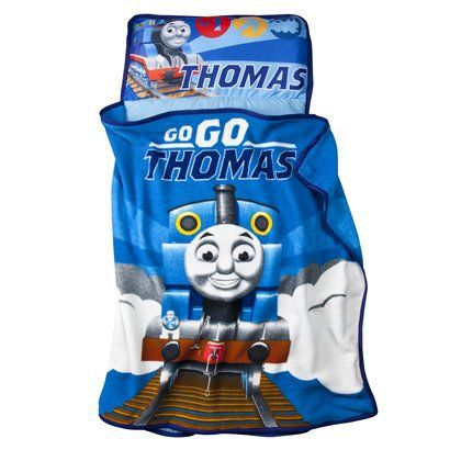 Thomas The Tank Engine Nap Mat Toddler Big Brother