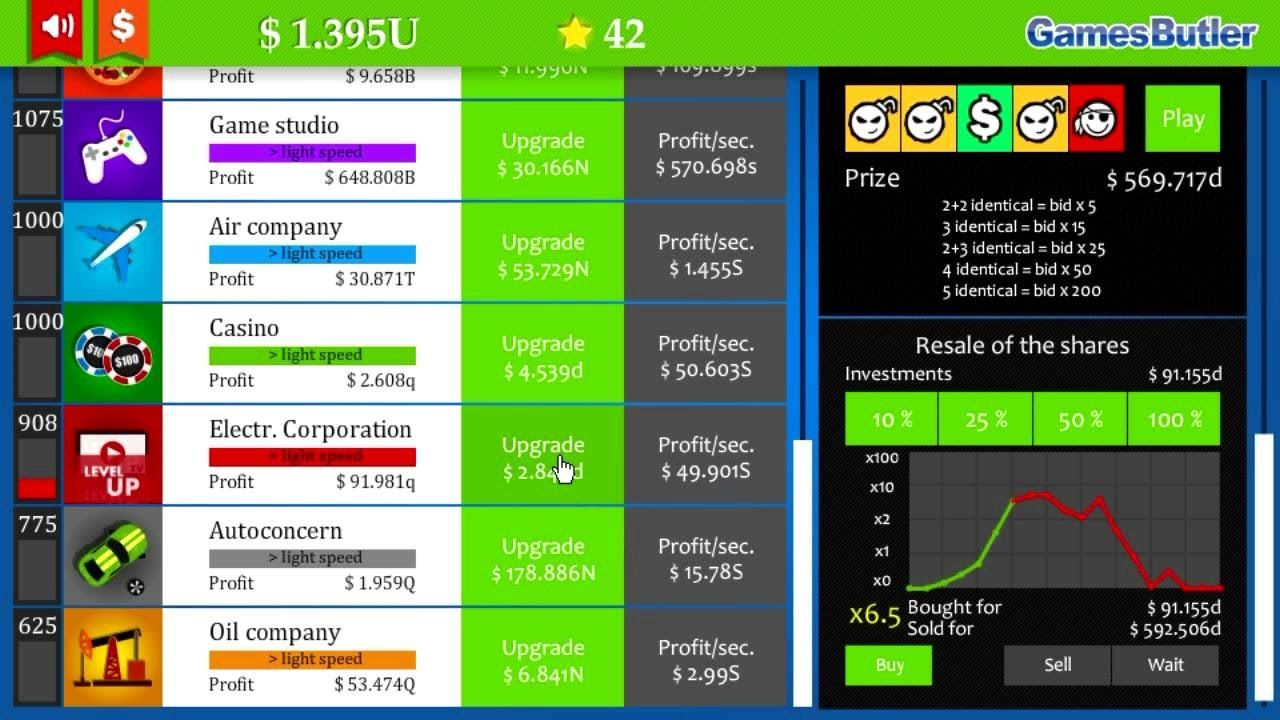 Businessman Simulator Gameplay Video Simulation games