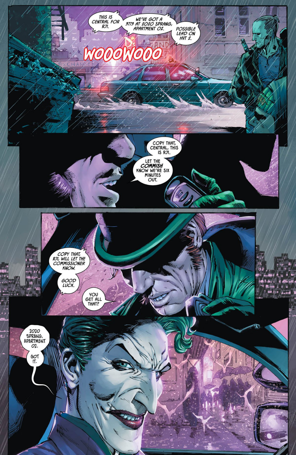 Joker And Riddler Team Up In First Look At Batman 75 Batman Riddler Digital Comic