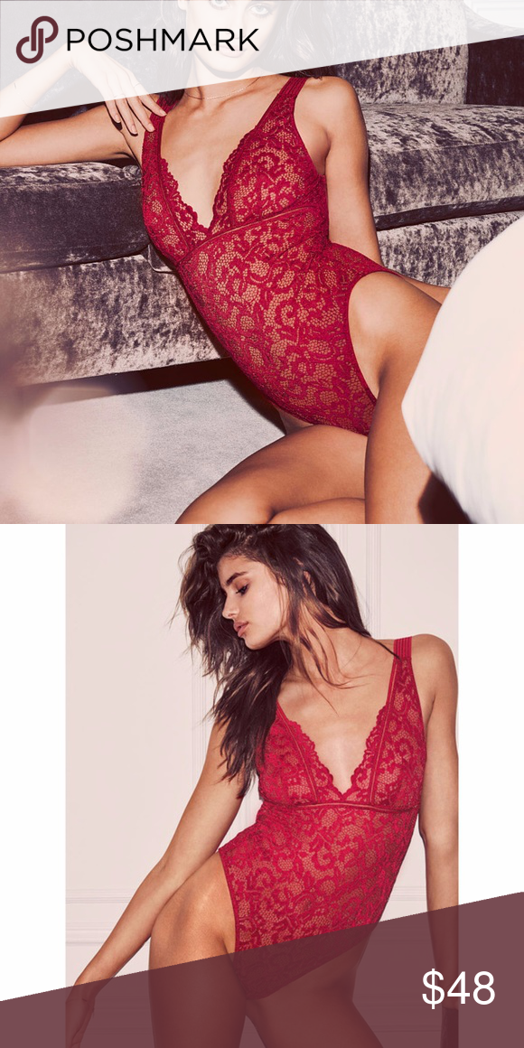 Very sexy lace teddy